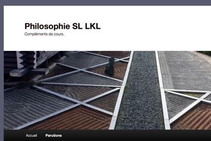 Site web sllkl.fr