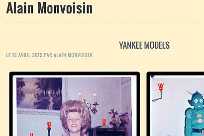 Site web Alain-Monvoisin.fr